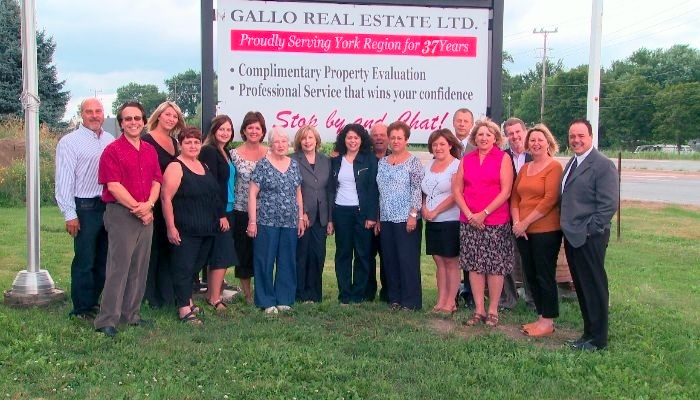 Gallo real estate team
